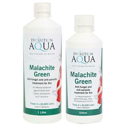Evolution Aqua Malachite Green